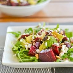 goats, beet, food, avocado, eat, arugula salad, salads, goat cheese, chees arugula