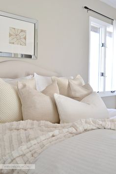 DIY Decorating Ideas for Your Bedroom. Tons of great ideas!