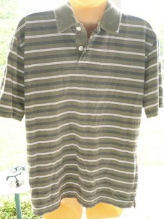 Aeropostale stripped Polo Shirt Free Shipping sz s $8.00