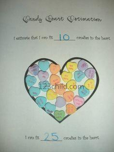 Valentine's Day preschool lesson plans