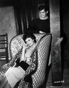 Anthony Perkins and Sophia Loren, Desire Under the Elms