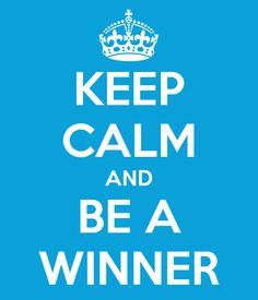 Sé que los retos de la semana se ponen difíciles pero nada logra detener a un winner!
