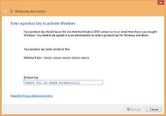 Tip-of-the-Day - Microsoft Windows 8 Enterprise Activation #ITPro #Windows8 - IT Pros ROCK! at Microsoft - Site Home - TechNet Blogs