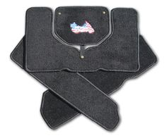 Deluxe 3pc Carpet Kit GL1800 2001-2010