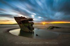 rafal rozalski, ireland, baltray shipwreck, ship wreck, beauti, ships, place, abandon shipwreck, photographi