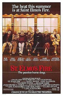 Google Image Result for http://upload.wikimedia.org/wikipedia/en/thumb/7/7e/St_elmo%27s_fire.jpg/220px-St_elmo%27s_fire.jpg