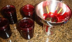 How to make Blackberry Jam - easily! With step by step photos, recipe ingredients and costs- Did NOT use this 2013