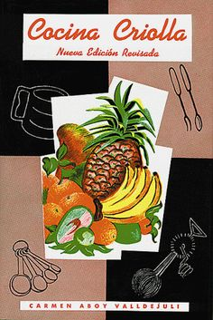 This is a must-have recipe book for anyone who loves to cook Puerto Rican food.....the right way.