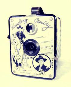 Hopalong Cassidy Vintage Camera :D