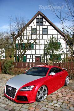 2013 Audi TT-RS