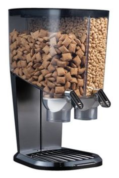 Cereal/Dry Food Dispenser