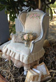 romantic country magazine | Chair, Sofa, Settee & Stools