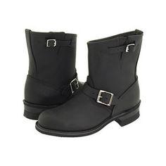 8R black frye engineer.....my favorite boots