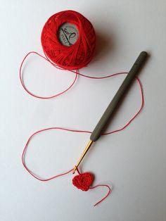crochet me a valentine