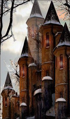 Towers..(clones 2) by Alla Lora, via 500px