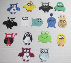 Ways to use your Stampin Up Owl Punch