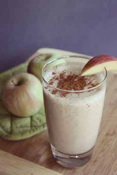 apple pie smoothie -