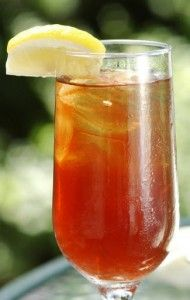 June is National Iced Tea Month. Did you know Iced Tea and Sweet Tea are not the same beverage?  Iced Tea is a southern specialty that focus more on the tea leaves flavor rather than sweetener. When brewed properly it will have a slightly dark caramel hue and sweetened just enough to cut the bitterness but not so much that its noticeably sweet.     Sweet Tea is exactly what it says.