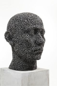 Stunning Welded Chain Link Sculptures by Young-Deok Seo