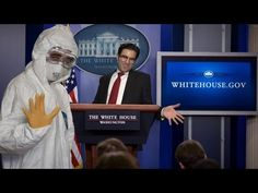 Hilarious New Parody Song Takes On White House's Attitude Toward Scandals  OCTOBER 21, 2014  This is GREAT!!!!