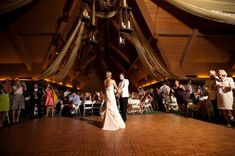 Wedding Reception in Keene Barn & Entertainment Center