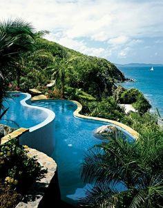 Rosewood Little Dix Bay, Virgin Gorda, British Virgin Islands.