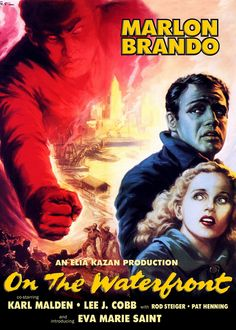 Join us on July 11th at 2pm as we screen On the Waterfront (1954) at Anderson County Library at the Main Branch.