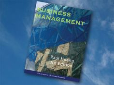 This fully revised Workbook is intended for use by students following the International Baccalaureate course in Business Management (rst exams 2016) and accompanies the main textbook Business Management, for use with the IB Diploma Programme available from IBID Press. ISBN: 9780992522476