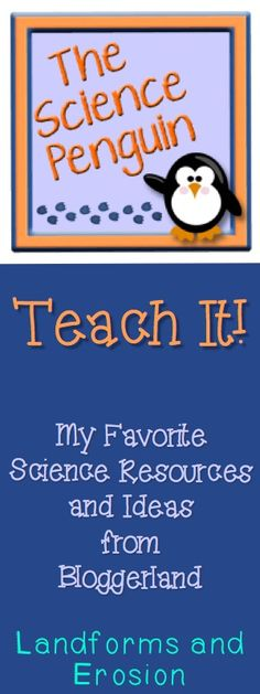 Teach It: Landforms and Erosion