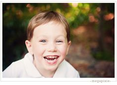 10 tricks for getting real smiles out of your kids