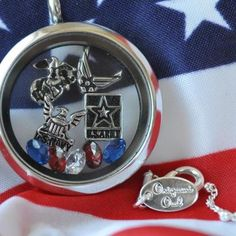 Honor our ARMED FORCES LOVE it! WANT it!!!  WANT IT FOR FREE?? Ask me how!   Need Extra Money?  Love Origami Owl ? JOIN MY TEAM!  Designer#14669  Like me on FACEBOOK http://www.facebook.com/oragamitouchedbyacharm SHOP ONLINE @ http://touchedbyacharm.origamiowl.com/