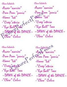 Ideas for what to do at a Monster High Birthday party.