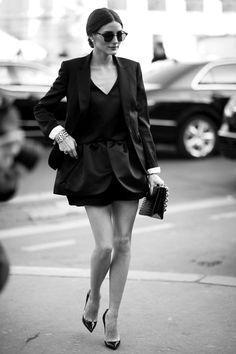 A modern Audrey. #audreystyle