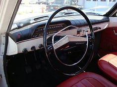 1965 Volvo 122 S Wagon Amazon Frigiking AC Survivor For Sale Interior