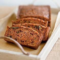 30 Best Quick Bread Recipes | Garden Harvest Bread | CookingLight.com