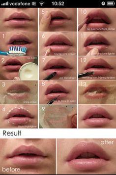 natural makeup, lip makeup, makeup tutorials, makeup lips, paint colors, lip colors, sensitive skin, makeup contouring, natural looks