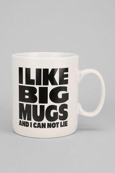 I Like Big Mug - Urban Outfitters