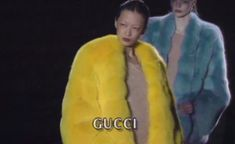 gucci f/w 1997