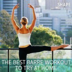Best Barr workout