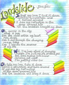 landslide lyrics