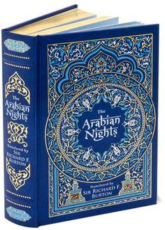 The Arabian Nights (Barnes & Noble Leatherbound Classics)