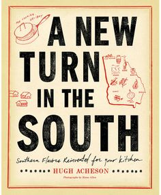 When James Beard award-winner Hugh Acheson moved from Ottowa to Georgia, who knew that he would woo his adopted home state and they would embrace him as one of their own?   In A New Turn in the South, you'll find libations, seasonal vegetables that take a prominent role, salads and soups, his prized sides, and fish and meats—all of which turn Southern food on its head every step of the way.