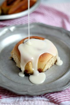 Mocha Cinnamon Rolls by Cooking with Books