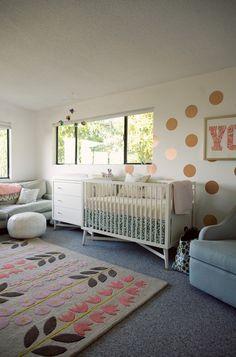 danielle oakey interiors: Polka Dots In Interiors?
