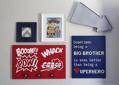 Superhero sign w/ free download I Heart Nap Time | I Heart Nap Time - Easy recipes, DIY crafts, Homemaking