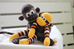 Sock Monkey :D