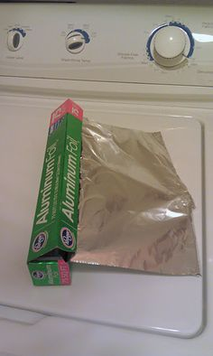 No More Static Cling! Crumple Up A Piece Of Aluminum Foil & Put It In The Dryer.  Really? Must try. Today.