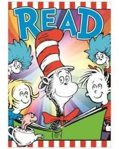 Lots of great ideas for Dr. Seuss activities for Read Across America.