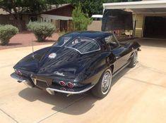 1963 Fuel Injection Split Window Corvette Coupe