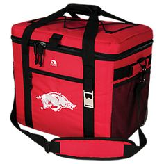 New for 2013! Igloo 45 Can Ultra Collegiate Cooler - University of Arkansas